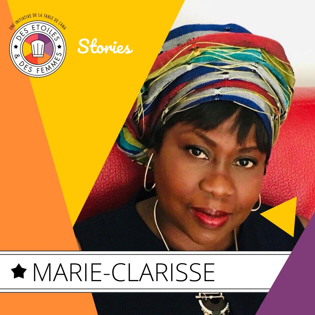 RENCONTRE AVEC Marie-Clarisse